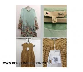 Sprzedam odzież z Francji, nowa, mix towaru, likwidacja sklepu